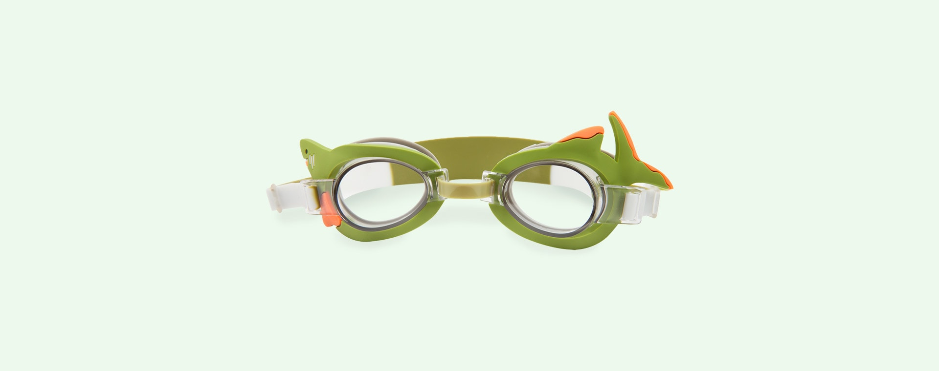 Shark Attack Sunnylife Swimming Goggles