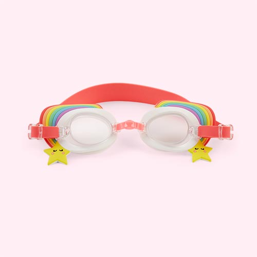 Rainbow Sunnylife Swimming Goggles