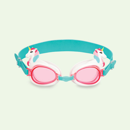 Unicorn Sunnylife Swimming Goggles