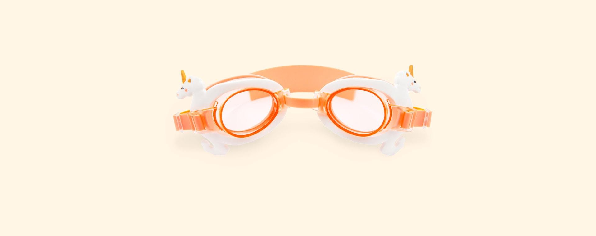 Seahorse Unicorn Sunnylife Swimming Goggles