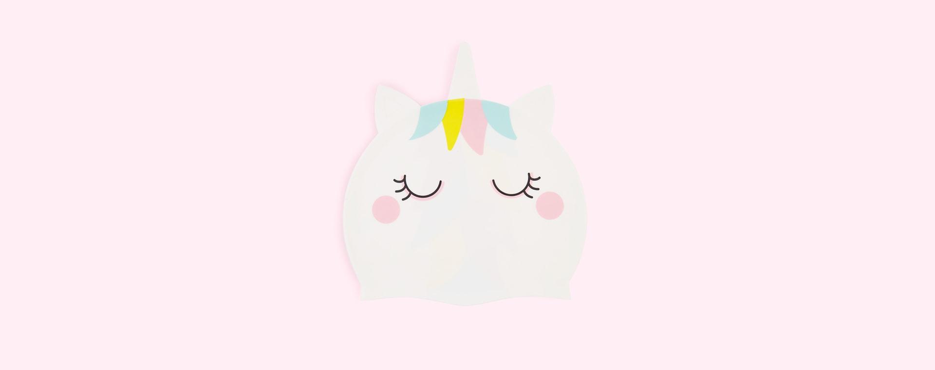 Unicorn Sunnylife Swimming Cap