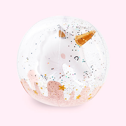 Seahorse Unicorn Sunnylife 3D Inflatable Beach Ball