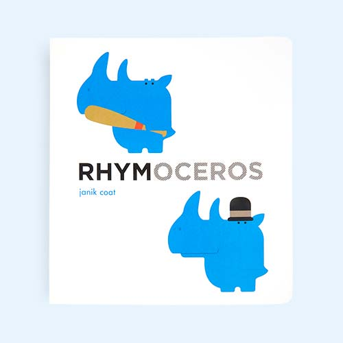 Multi Abrams & Chronicle Books Rhymoceros