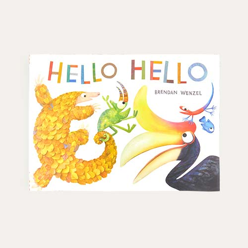 Multi Abrams & Chronicle Books Hello Hello