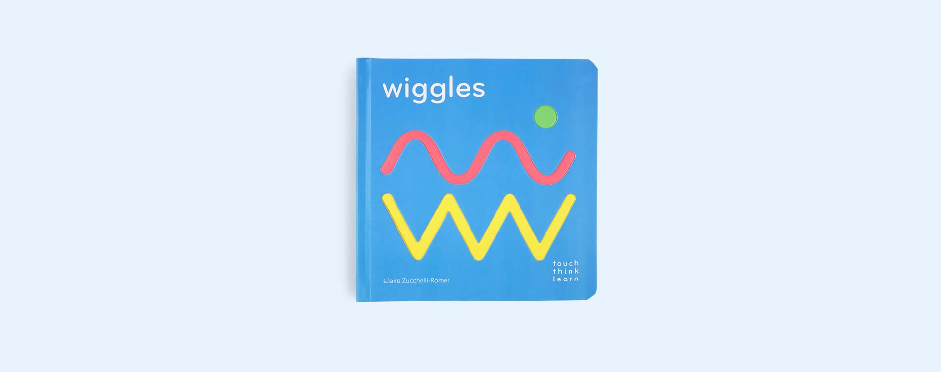 Multi Abrams & Chronicle Books TouchThinkLearn: Wiggles