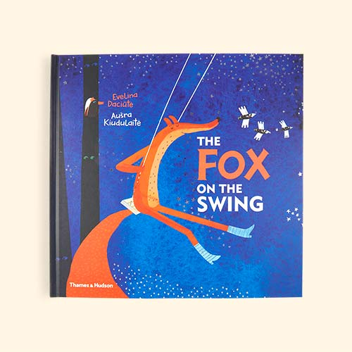 Multi Thames and Hudson The Fox And The Swing