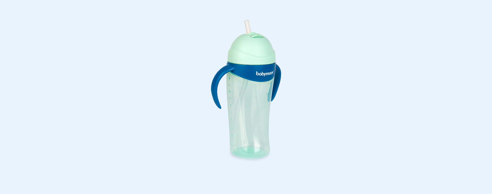 Azur Babymoov Cup With Straw