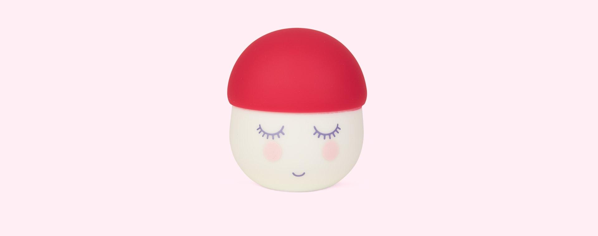 Pink Babymoov Squeezy Nightlight