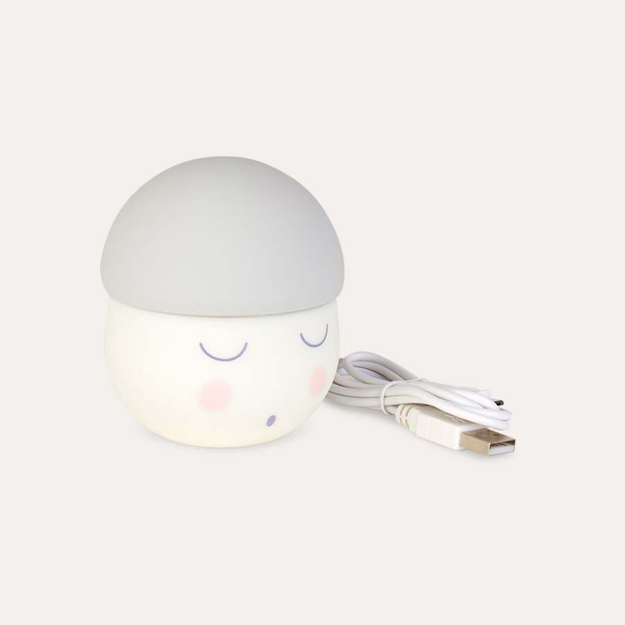 White Babymoov Squeezy Nightlight