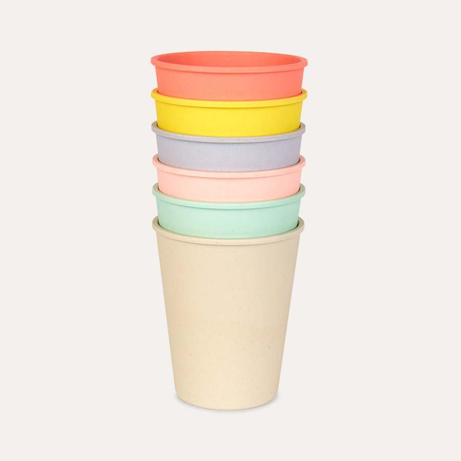 Pastel Engel Bamboo Cup Set