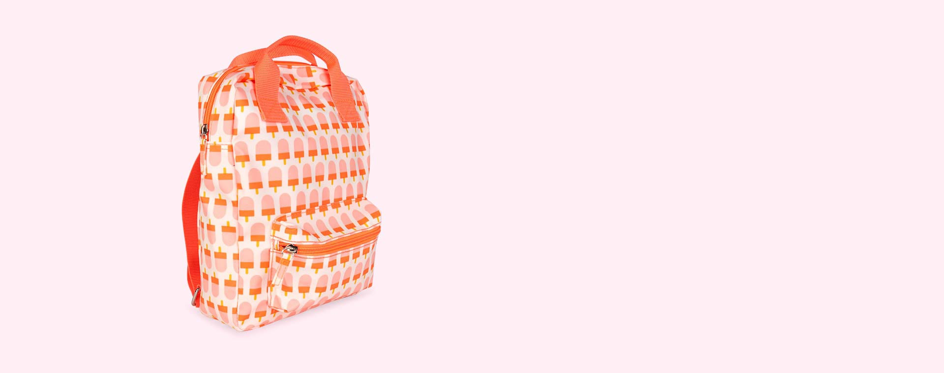 Pink Engel Ice Lolly Backpack