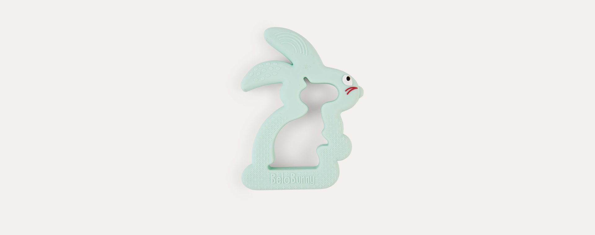 Mint Belo & Me Belo Bunny Teether