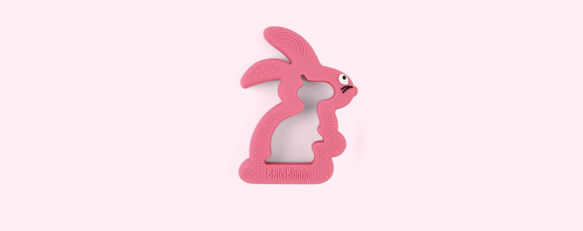 Pink Belo & Me Belo Bunny Teether