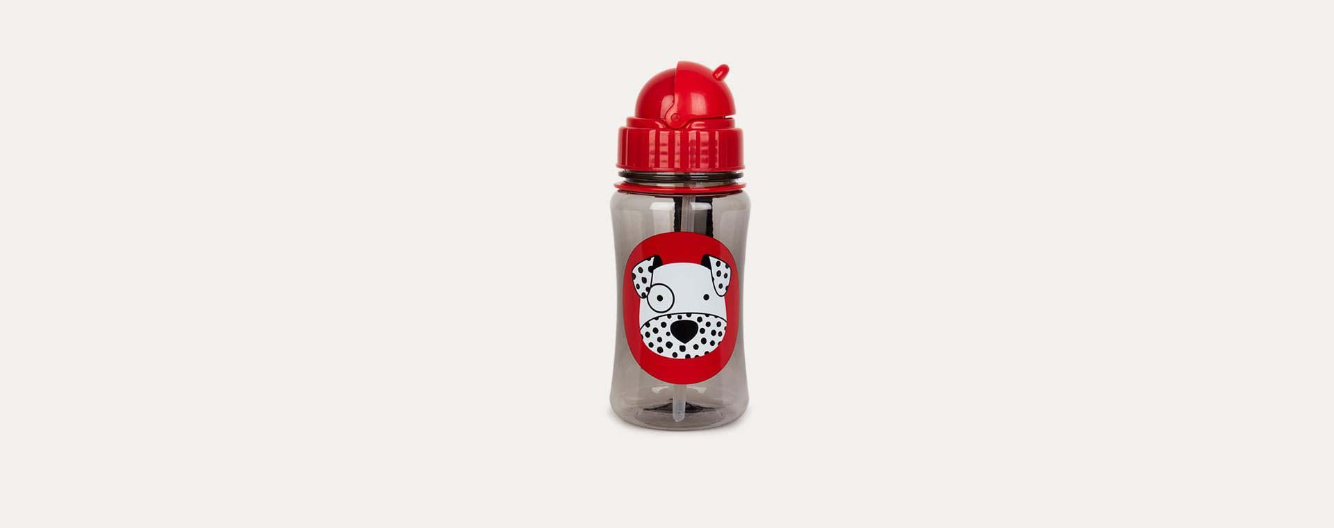 Dalmation Skip Hop Zoo Straw Bottle