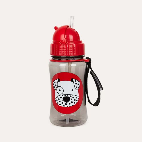 Dalmation Skip Hop Zoo Straw Bottle