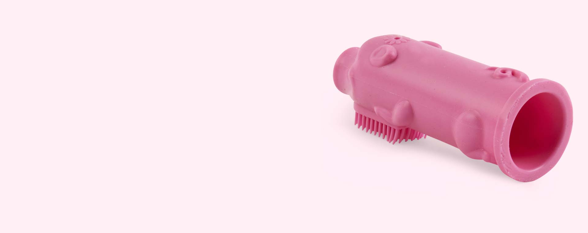 Pinky the Pig Brushies Toothbrush