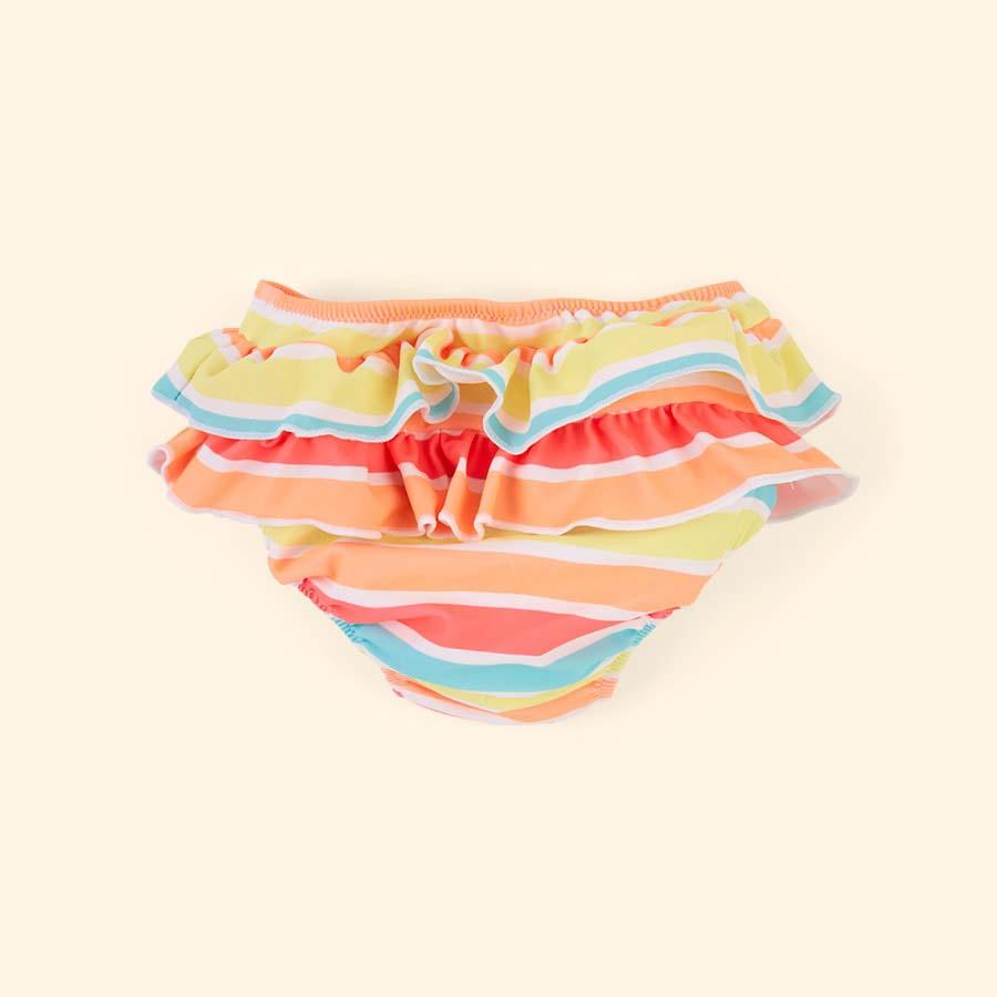 Sorbet Stripe Sunuva Baby Sorbet Stripe Nappy Pant