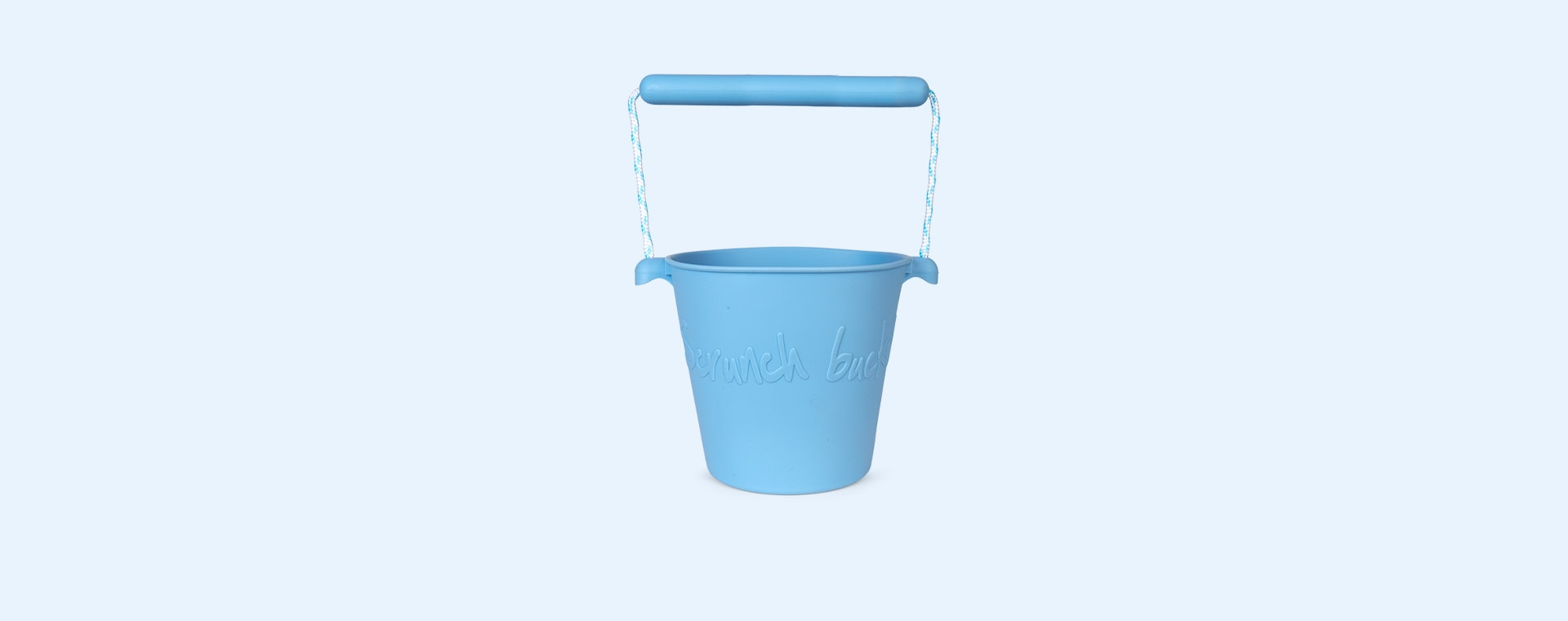 Twilight Blue Scrunch Scrunch Bucket