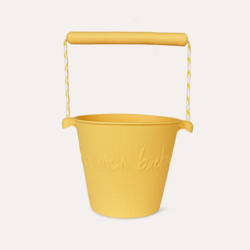 Buttercup Yellow Scrunch Scrunch Bucket