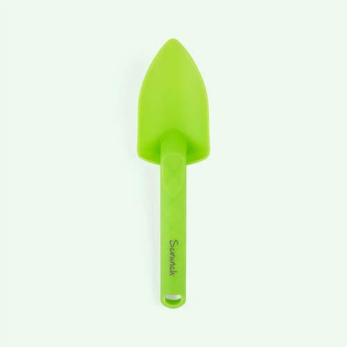 Green Scrunch Scrunch Spade