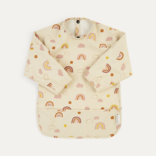 Rainbow Love Sandy Liewood Merle Cape Bib