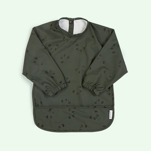 Panda Hunter Green Liewood Merle Cape Bib