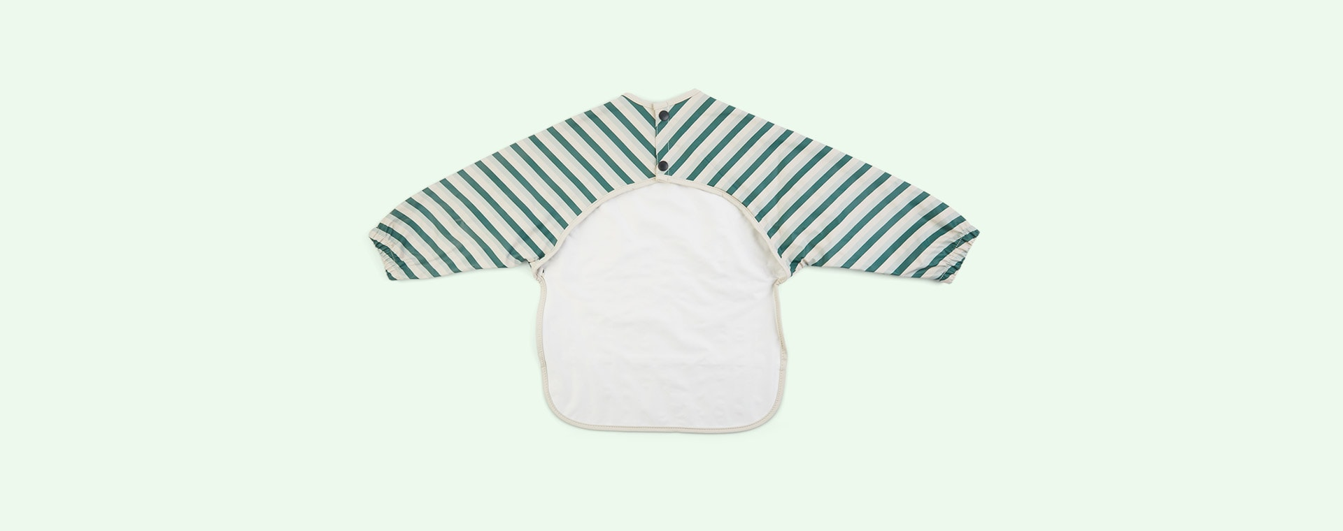 Garden green/sandy/dove blue Liewood Merle Cape Bib
