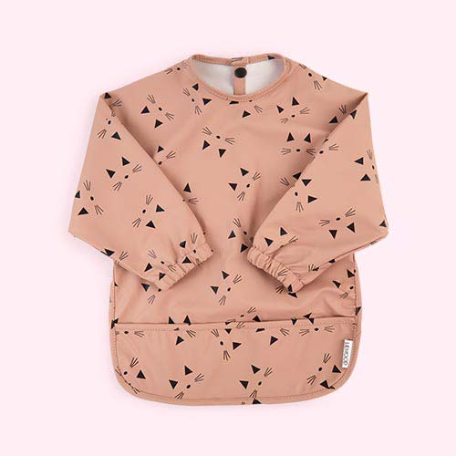 Cat Rose Liewood Merle Cape Bib