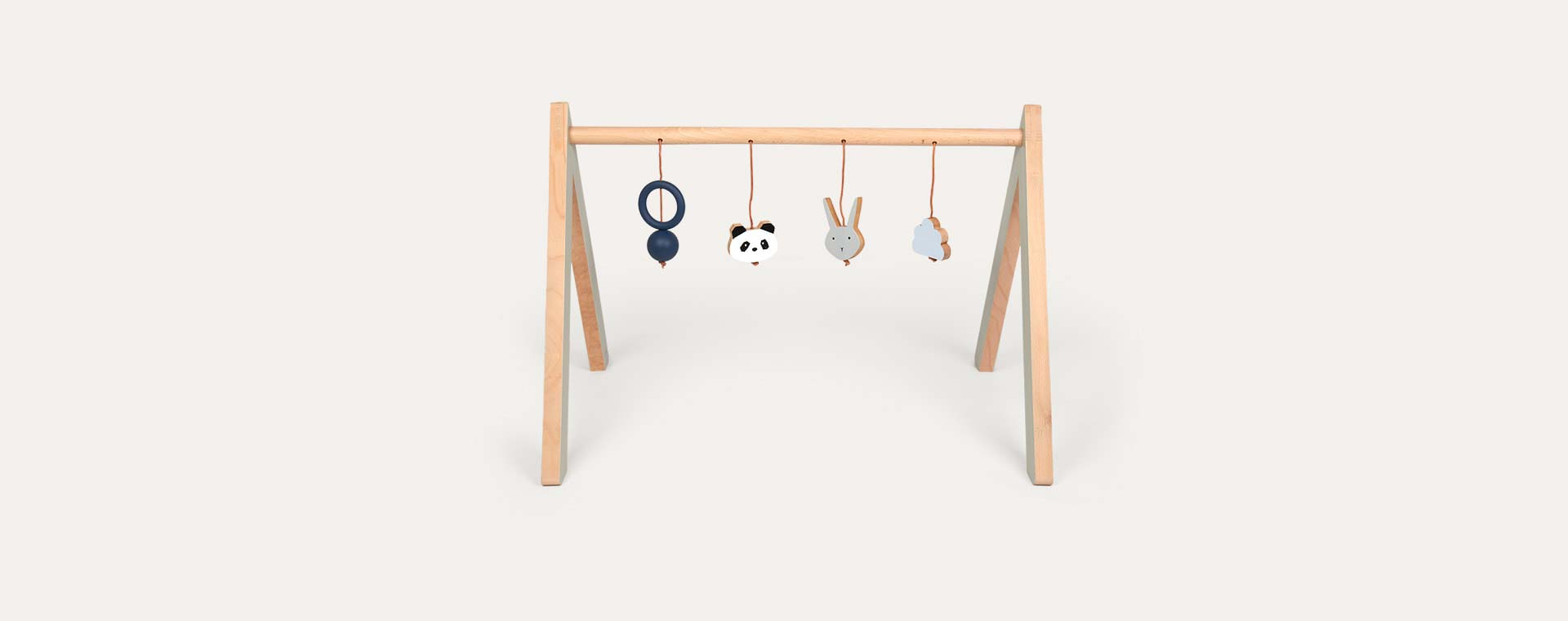Multi Liewood Wooden Play Gym