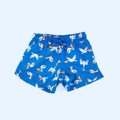 Multi Sunuva Pelican Swim Shorts