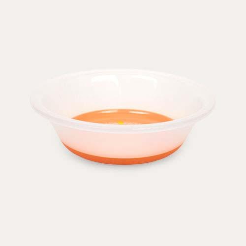 Pink Babymoov Non-Slip Bowl