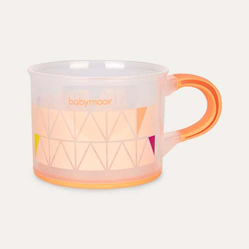 Pink Babymoov Non-Slip Cup