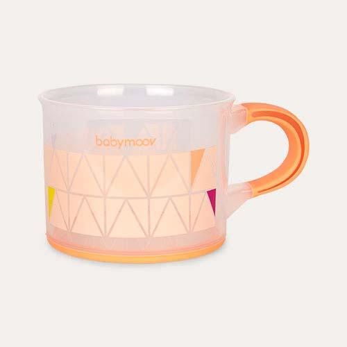Pink Babymoov Non-Slip Cup