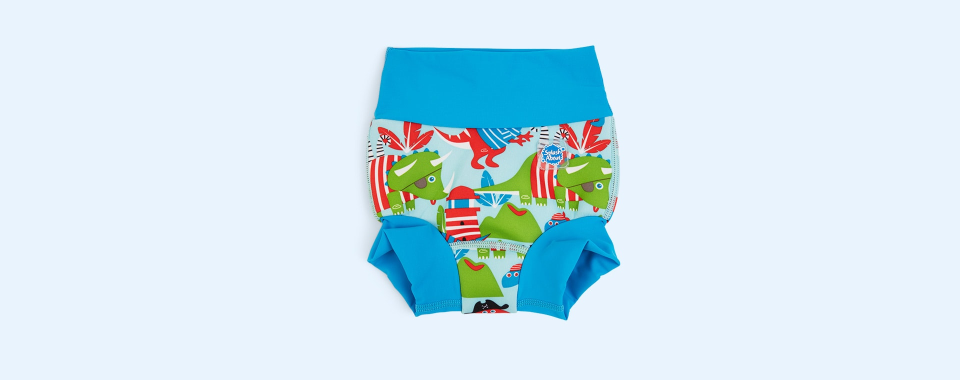 Dino Pirates Splash About Happy Nappy