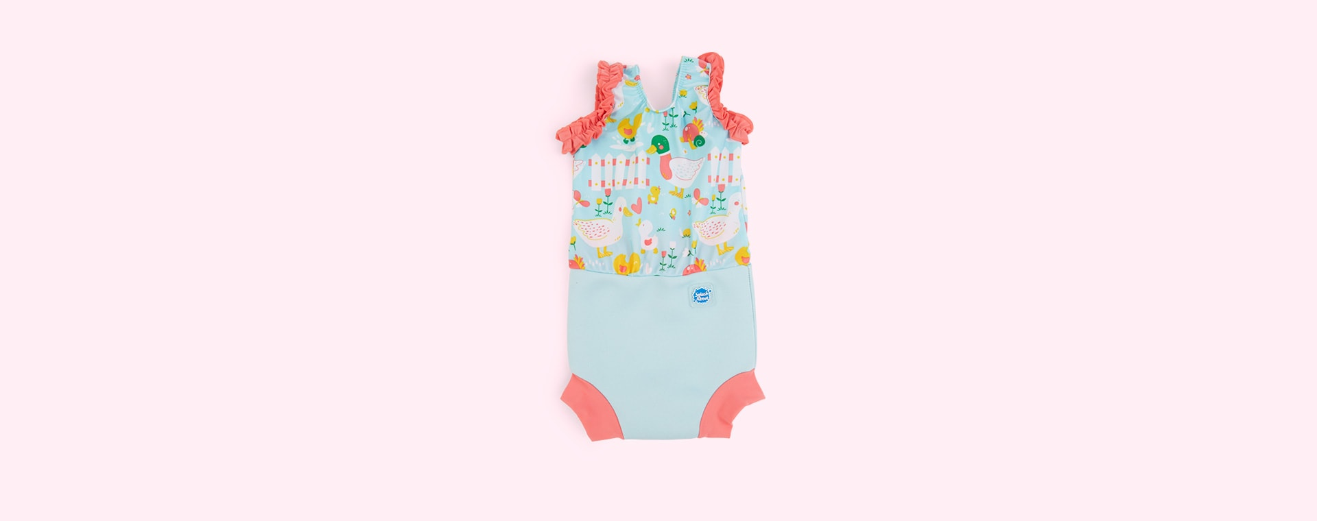 Little Ducks Splash About Happy Nappy Costume