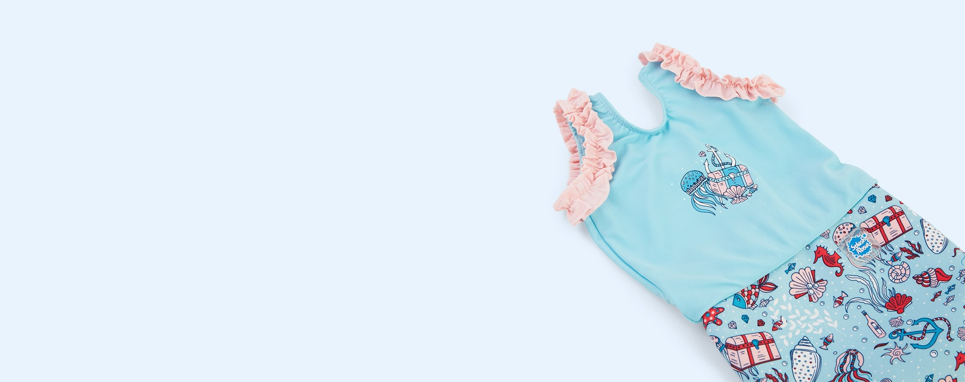 Hidden Treasure Splash About Happy Nappy Costume