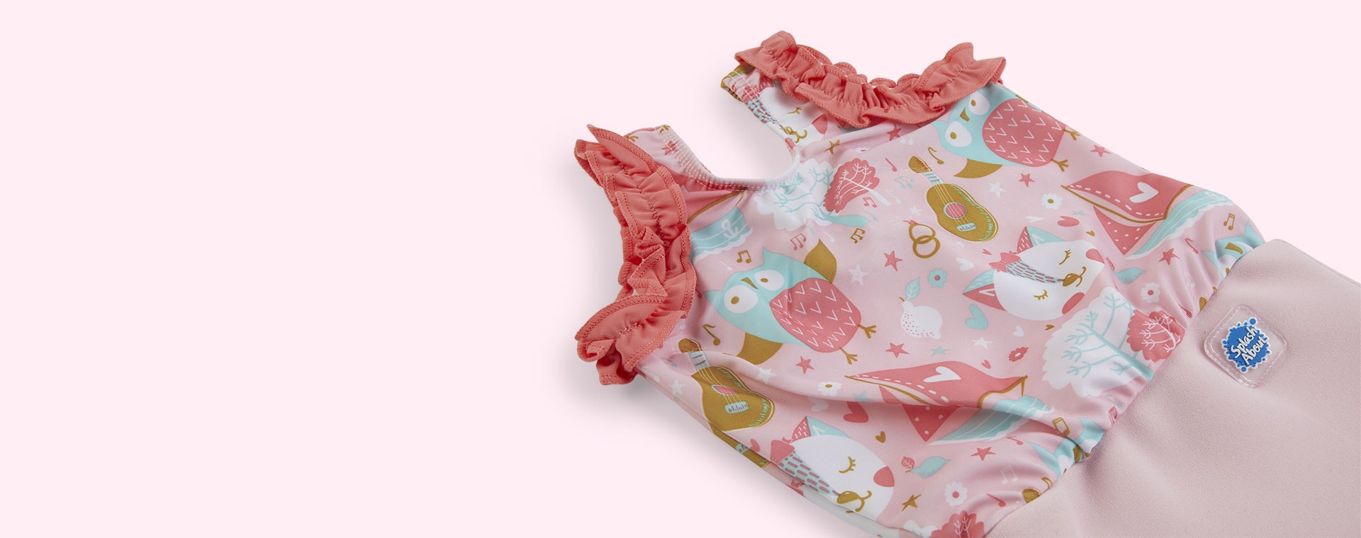 The Owl and the Pussycat Splash About Happy Nappy Costume