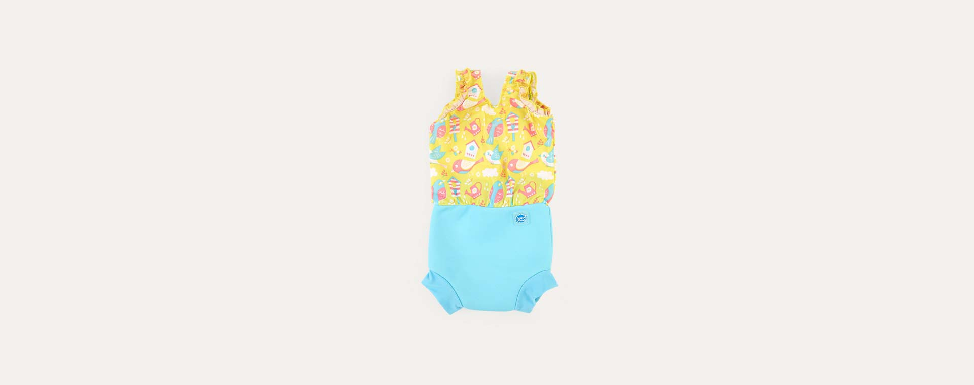 Garden Birds Splash About Happy Nappy Costume