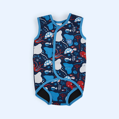 Under The Sea Splash About Baby Wrap