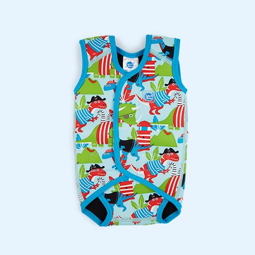 Dino Pirates Splash About Baby Wrap