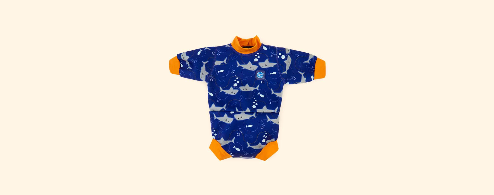 Sharks Splash About Happy Nappy Wetsuit