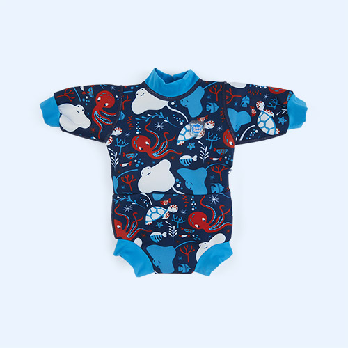 Under The Sea Splash About Happy Nappy Wetsuit