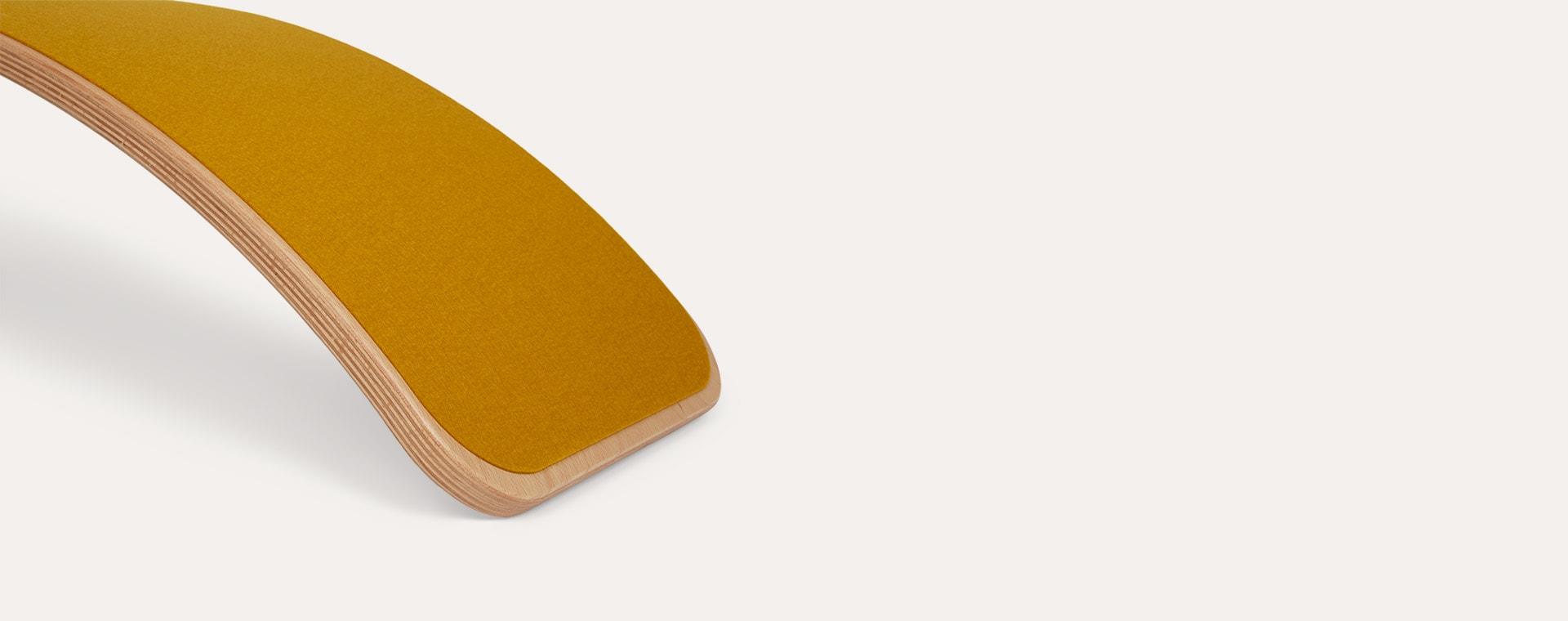 Mustard Felt Wobbel Wobbel Original Transparent