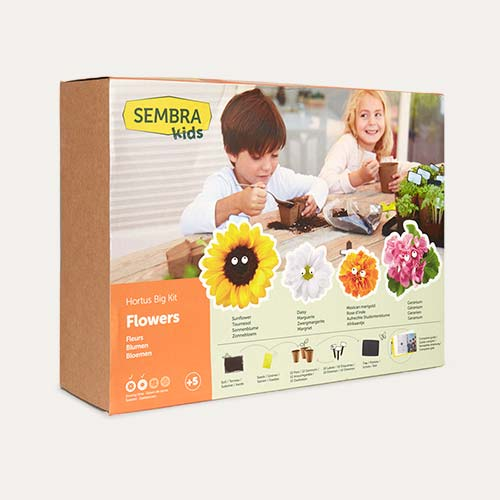 Summer Flowers Sembra Kids Big Kit