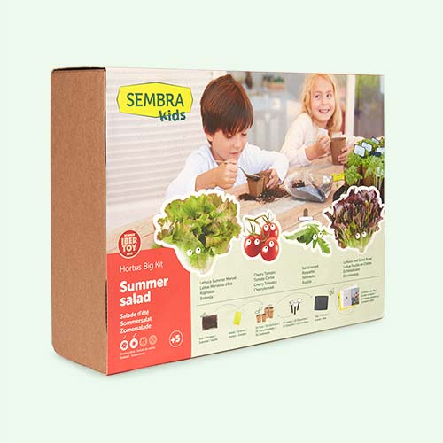 Summer Salad Sembra Kids Big Kit