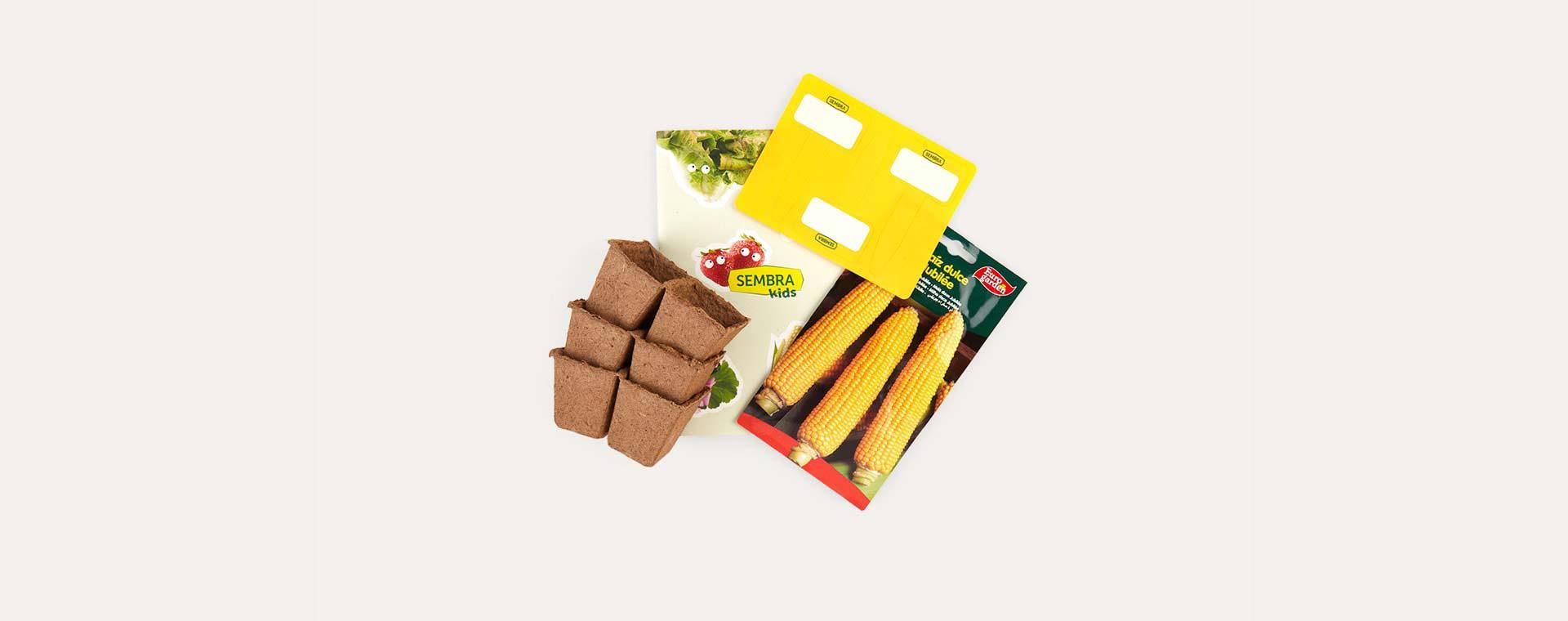 Corn For Popcorn Sembra Kids Standard Kit