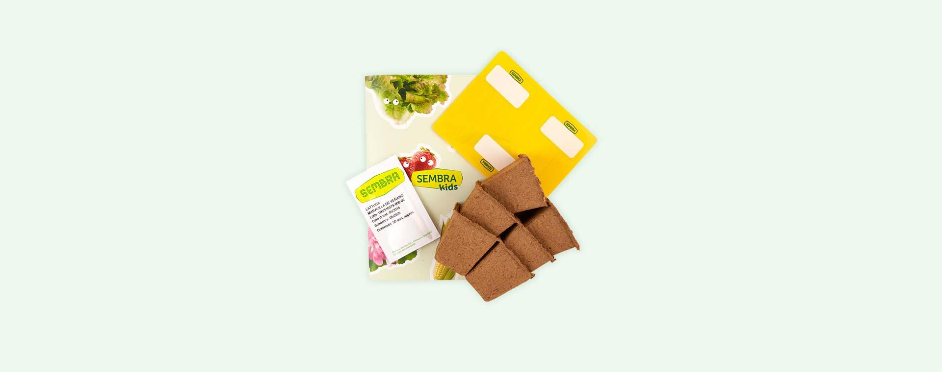 Lettuce Sembra Kids Standard Kit
