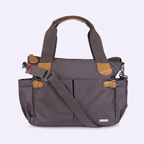 Grey Storksak Kay Changing Bag