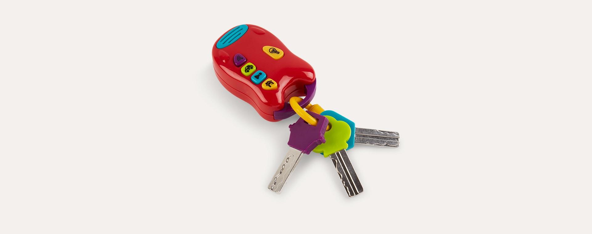 Multi Battat Light & Sound Keys