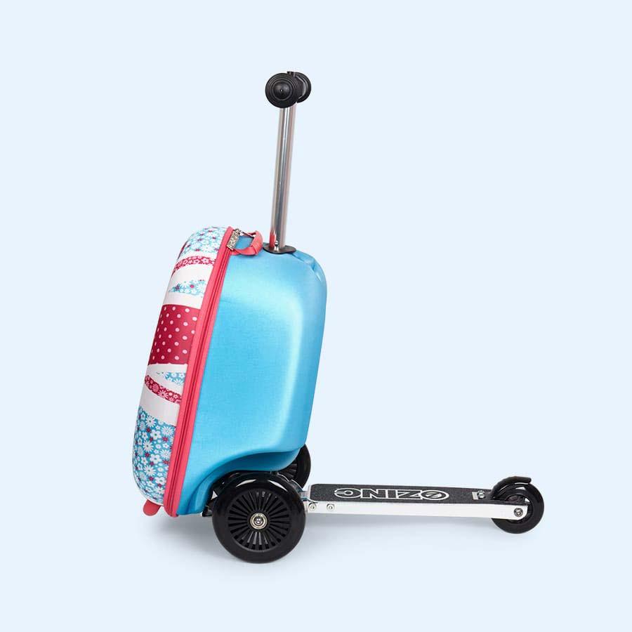 Daisy Zinc Flyte Mini Scooter Suitcase